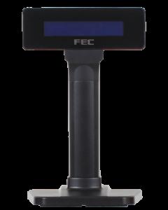 Integriertes True Flat LCM Kundendisplay (AP-2025), 20x2 (5mm)