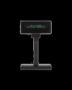 VFD Kundendisplay Standalone (AP-2029), 20x2 (9 mm)